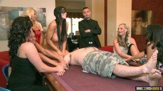 Brazzers House: Season 1 Full 2nd episode – sexy světové pornohvězdy od Brazzers producentů