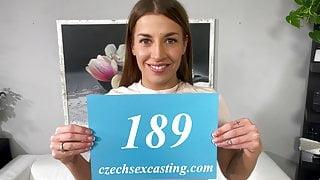 CzechSexCasting 189 – Silvia Dellai a její návrat k točení filmů pro dospěláky